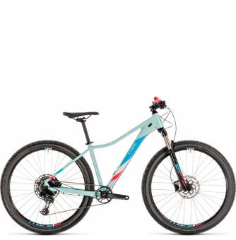 Велосипед Cube Access WS SL 27,5 (2019) lightblue´n´coral