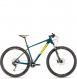 Велосипед Cube Reaction C:62 29 (2019) blue´n´lime 1