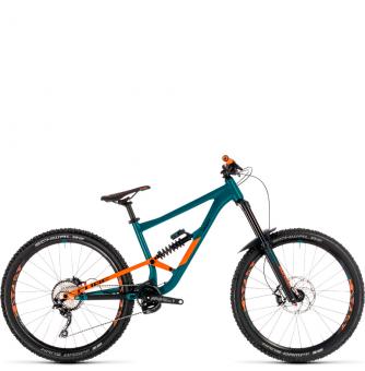 Велосипед Cube Hanzz 190 Race 27.5 (2019)