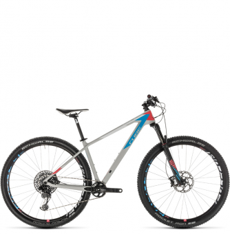 Велосипед Cube Access WS C62 SL 27,5 (2019)