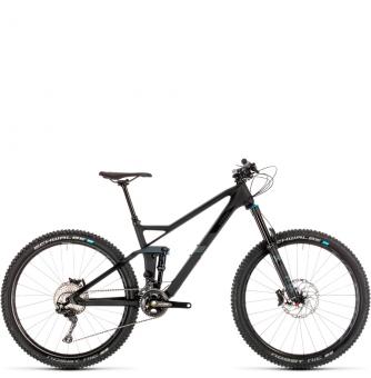 Велосипед Cube Stereo 140 HPC SL 27.5 (2019)