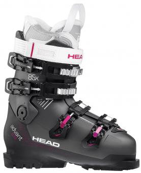 Горнолыжные ботинки Head ADVANT EDGE 85X W grey/violet (2019)