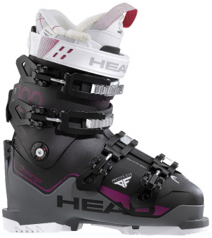 Горнолыжные ботинки Head Challenger 100 w  fucsia (2019)
