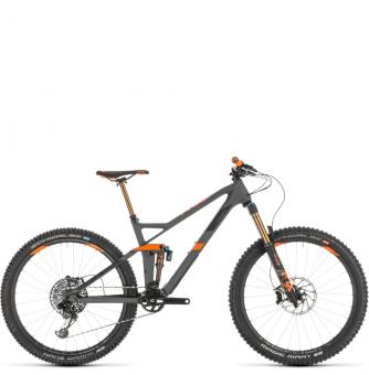 Велосипед Cube Stereo 140 HPC TM 27.5 (2019)