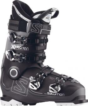 Горнолыжные ботинки Salomon X PRO 100 Black/Anthracite/GY