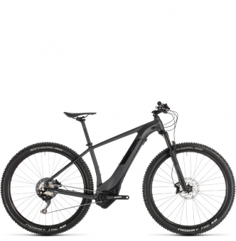 Электровелосипед Cube Reaction Hybrid SL 500 (2019) iridium´n´black