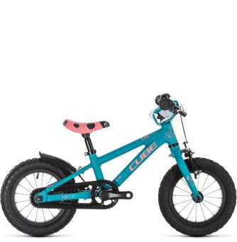 Детский велосипед Cube Cubie 120 (2019) blue´n´mint