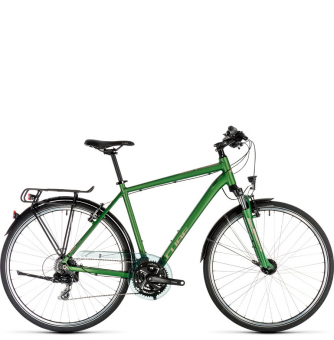 Велосипед Cube Touring (2019) green´n´silver