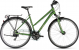 Велосипед Cube Touring Trapeze (2019) green´n´silver 1