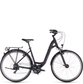Велосипед Cube Touring Easy Entry (2019) black´n´blue