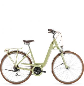 Велосипед Cube Ellа Ride (2019) green´n´white