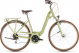 Велосипед Cube Ellа Ride (2019) green´n´white 1