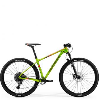 Велосипед Merida Big.Nine Nx Edition (2019) olive green