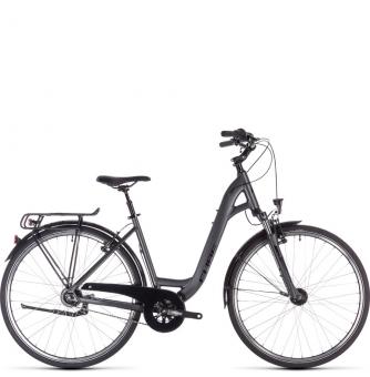Велосипед Cube Town Pro Easy Entry (2019) iridium´n´black