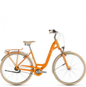 Велосипед Cube Ella Cruise (2019) orange´n´cream
