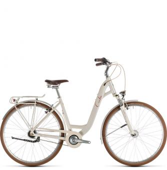 Велосипед Cube Ella Cruise (2019) cream´n´red