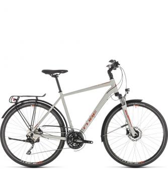 Велосипед Cube Touring EXC (2019) grey´n´orange