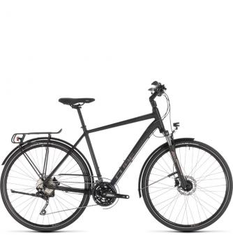 Велосипед Cube Touring EXC (2019) black´n´brown