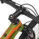 Велосипед MERIDA Big.Nine 6000 (2019) MattOlive/Red 6