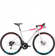Велосипед Cube Axial WS Pro Disc (2019)