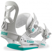 Крепления для сноуборда Union CADET XS white (2019)