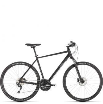 Велосипед Cube Nature EXC (2019) black´n´grey