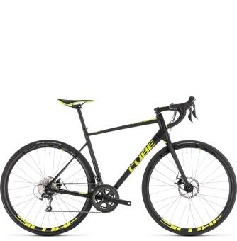 Велосипед Cube Attain Race Disc (2019)