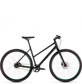 Велосипед Cube Hyde Race Trapeze (2019)