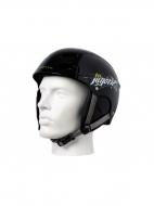 Шлем Mystic Crown Helmet with Earpads Black/Gold