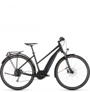 Велосипед Cube Touring Hybrid One 500 Trapeze (2019)