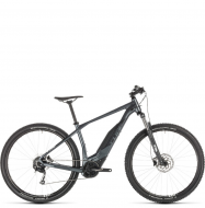 Электровелосипед Cube Acid Hybrid One 400 (2019) grey´n´white