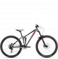 Подростковый велосипед Cube Stereo 140 Youth 27.5 (2019)