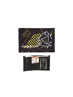 Кошелек Mystic 2012 Festival Wallet Black/Yellow