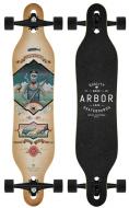 Лонгборд Arbor Axis GT 40 (2015)