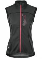 Thermal Vest Prot. W's Actifit black/pink защитный жилет