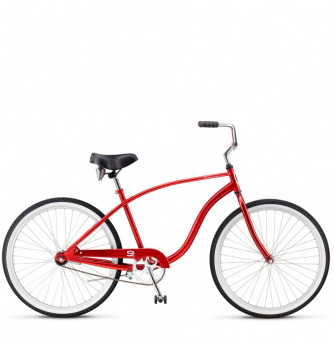 Schwinn Cruiser One (2015) red