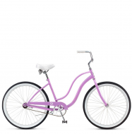 Schwinn Cruiser One womens (2015) lavender