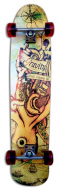 "Лонгборд Gravity Brad Edwards ""The Kraken"""