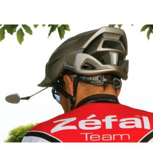 Зеркало Zefal Z Eye маленькое, на шлем