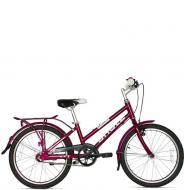 Детский велосипед Shulz Bubble-3 Lady (вишневый)