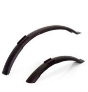 "Крылья XLC Mudguard-Set black 28"" MG-C03"