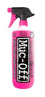 Muc-Off Очиститель велосипеда с винтовой крышкой + пульвелизатор