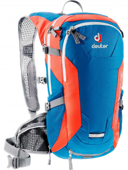 Рюкзак Deuter Bike Compact EXP 12 bay-papaya