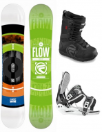 Сноуборд комплект Flow (2015)
