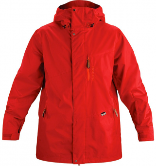 Dakine Mens Ledge Jacket Red