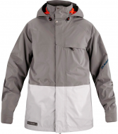 Mens Atmos Jacket Grey/Silver