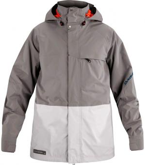 Mens Atmos Jacket Grey/Silver