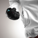 Mens Atmos Jacket Grey/Silver 1