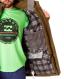 Dakine Mens Switch Jacket Army 3