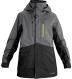 Dakine Mens Fuse Jacket Charcoal Heather/Black 1